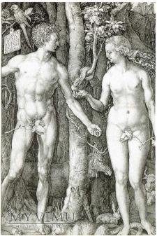 Albrecht Durer - Adam i Ewa