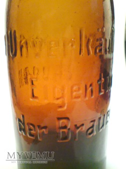 Butelka Klosterbrauerei Lauban - Lubań Śląski