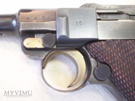 Pistolet P08 LUGER Parabellum S/42