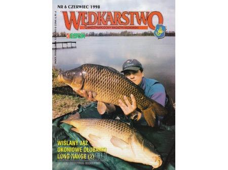 Wędkarstwo (Esox) 1-6'1998 (70-75)