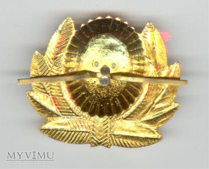 Emblemat na czapkę 3