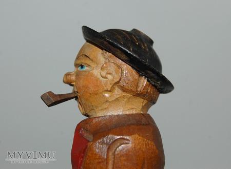 Mężczyzna z fajką