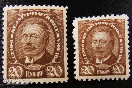 sejm 1919 roku, Wojciech Trąmpczyński