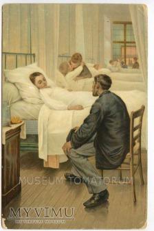 Geoffroy - Dzień odwiedzin w szpitalu