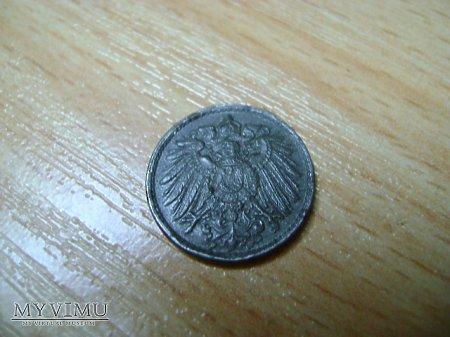 5 pfennigów 1921