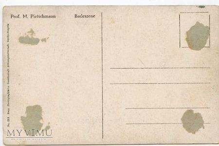 Pietschmann - Kąpiel