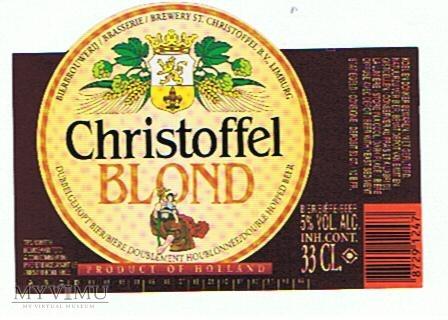 christoffel blond