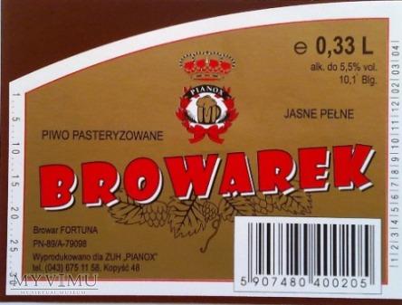 Browar Fortuna-Miłosław 33