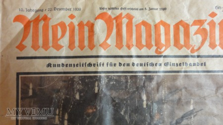Gazeta 22 grudzień 1939