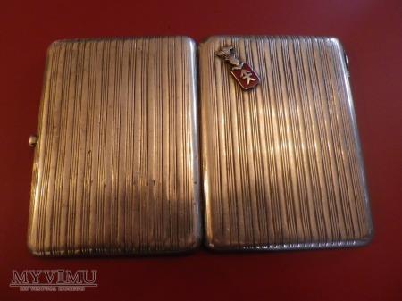 herb Kościesza-papierośnica