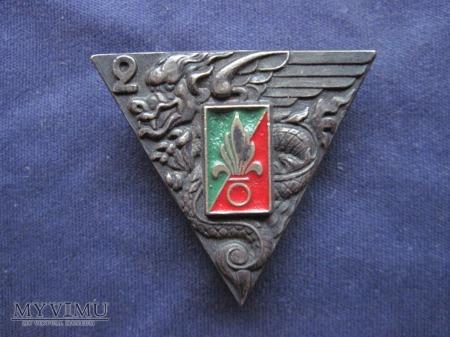 Odznaka 2REP/NOEL