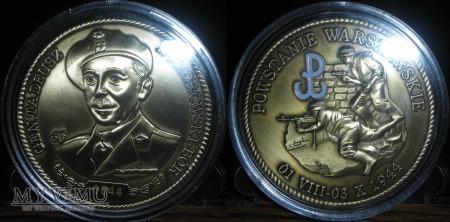 Duże zdjęcie 130. Generał Tadeusz Bór-Komorowski. Nr 44