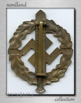 Odznaka sportowa SA(Petz&Lorenz)