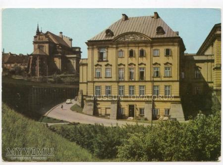 W-wa - Pałac Pod Blachą od wschodu - 1968