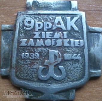 Duże zdjęcie 153. 9 Pułk Piechoty A K. Ziemi Zamojskiej