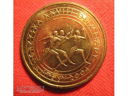 IGRZYSKA XXVIII OLIMPIADY ATENY 2004