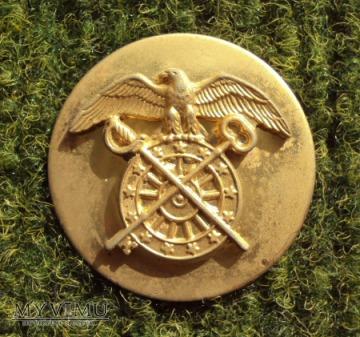 US Army: korpusówka Quartermaster