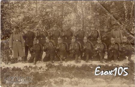 9 Pułk Grenadierów (2 Pomorski) Kołobrzeg 1915