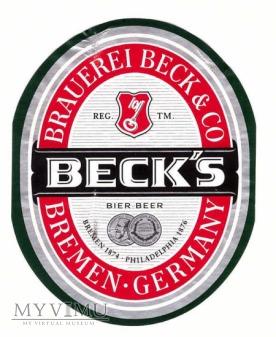 Niemcy, BECK'S 0,33