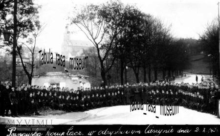 """W """"wyzwolonym"""" Cieszynie 2 X 1938"""