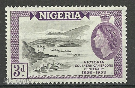 Victoria Southern Cameroons