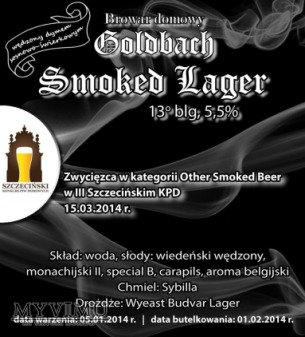 smoked lager