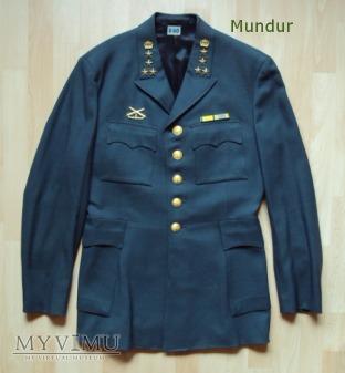 Marinen uniform m/60 - Kustartilleriet