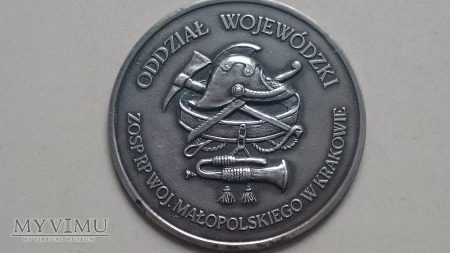 Duże zdjęcie Oddział Woj. ZOSP RP woj. małopolskiego
