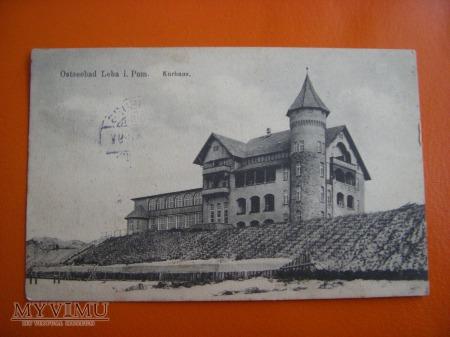 Leba - 1913 - Łeba