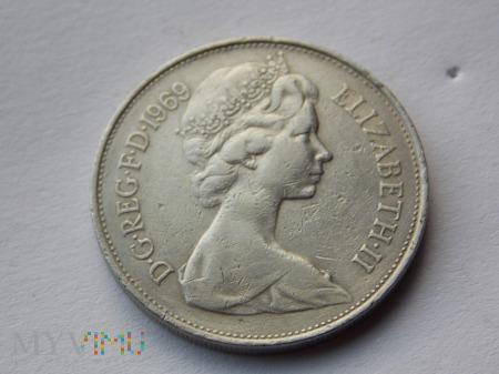 10 PENSÓW 1969 -WIELKA BRYTANIA