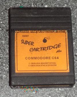 SUPER CARTRIDGE dla COMMODORE C 64