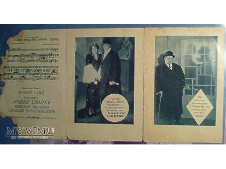 Duże zdjęcie Marlene Dietrich Całuję Twoją Dłoń Madame