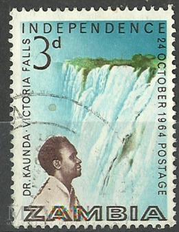 Zambia -Victoria Falls