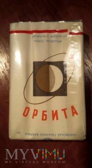 Papierosy ORBITA ( Орбита ) ZSRR