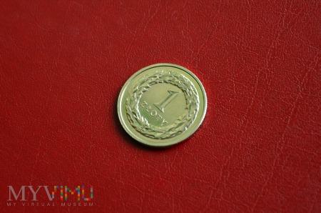 Moneta: 1 złoty od 1995r.