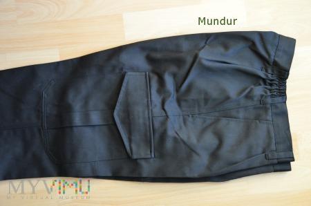 Mundur ochrony - spodnie