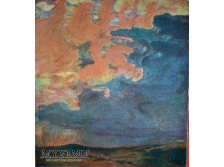 1915 Walka Duchów cykl WOJNA Kazimierz Stabrowski