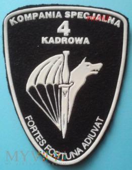 Naszywka 4 komp. spec