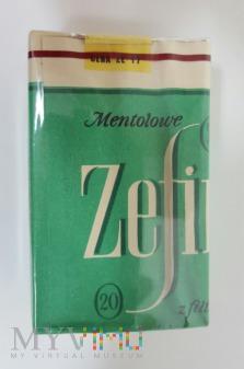 Duże zdjęcie Papierosy ZEFIR mentolowe cena 17 zł