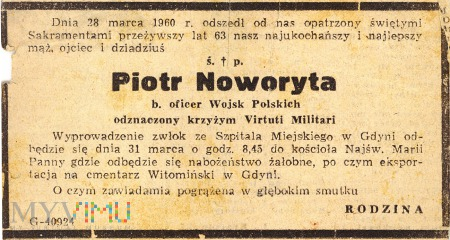 Piotr Noworyta