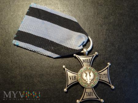 Duże zdjęcie Srebrny Virtuti Militari V klasy - Bierutowski