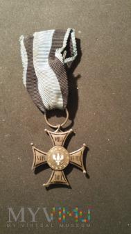 Krzyż Srebrny Orderu Wojennego Virtuti Militari