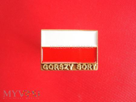Wpinka GORSZY SORT