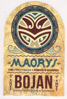 Bojan Maorys