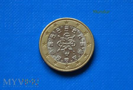 Moneta: 1 euro PORTUGAL 2009