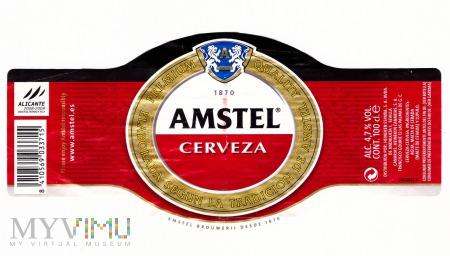 Hiszpania, Amstel