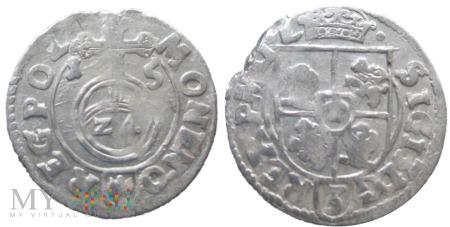 Półtorak 1615 Bydgoszcz - odwrotna litera D