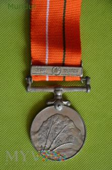 Indyjski medal: Sainya Seva Medal