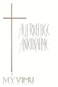 AUFRICHTIG ANTEILNAHME