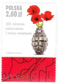 100.rocznica zakończenia I wojny światowej